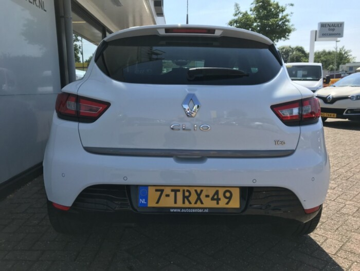 Renault Clio Iv 5 Drs Night Day Tce 90 R Link Navigatie Airco